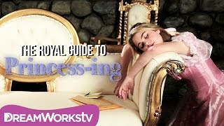 Bad Dream Advice with Sleeping Beauty | ROYAL GUIDE TO PRINCESSING