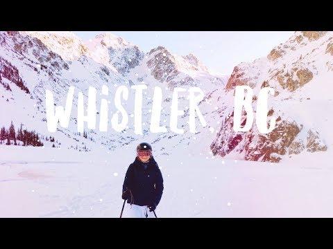WHISTLER VLOG | Skiing, Shopping, Best Restaurants + Bars