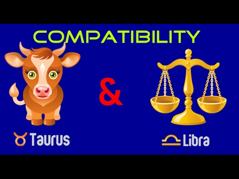 Taurus & Libra Sexual & Intimacy Compatibility