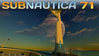 Subnautica #71 | Startplattform Neptun Rakete | Gameplay German Deutsch thumbnail
