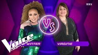Barbra Streisand & Donna Summer - No More Tears   Léona Winter VS Virginie Vetrano    The...
