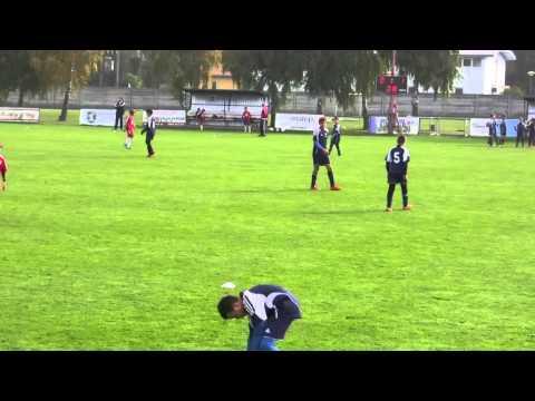 U13 Slovan Ivánka pri Dunaji - FK Rača 0:9 (1. pol )