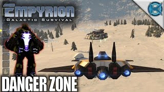 Empyrion Galactic Survival | Armored Golem & Danger Zone | Let's Play Empyrion Gameplay | S05E20