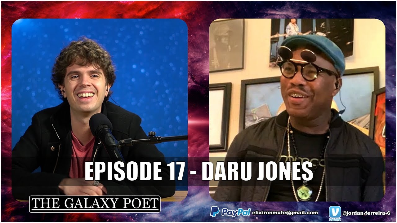 THE GALAXY POET INTERVIEW PODCAST (Video)