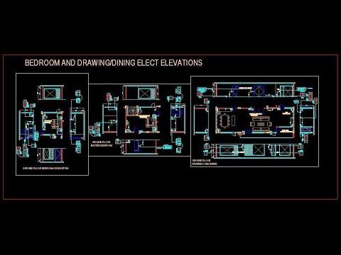Electrical Design Autocad File Download Planndesign