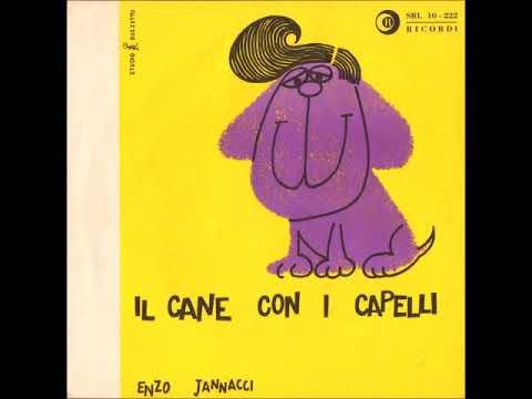 Enzo Jannacci - il cane con i capelli - YouTube