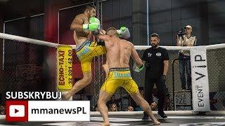 Silesian Fight Night 1: Mateusz Legierski vs Adam Piastowski [NOKAUT]