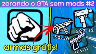 GTA p/ ANDROID - zerando sem mod #2