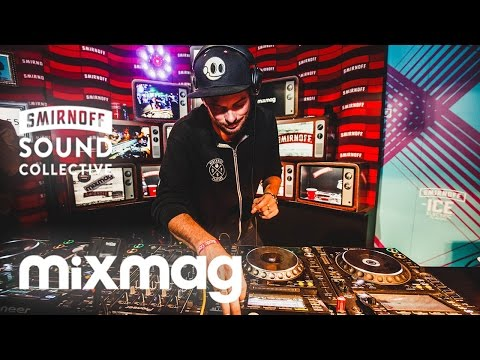 SACHA ROBOTTI's close out set in The Lab #SmirnoffHouse at Nocturnal Wonderland