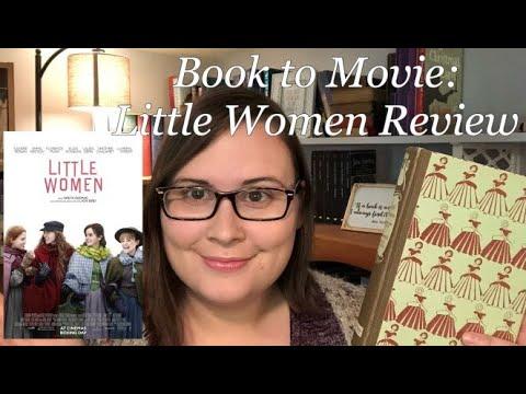 Book to Movie Adaptation: Little Women 2019