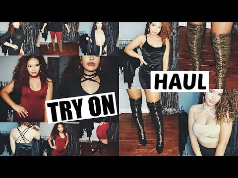 Try On Clothing Haul 2017