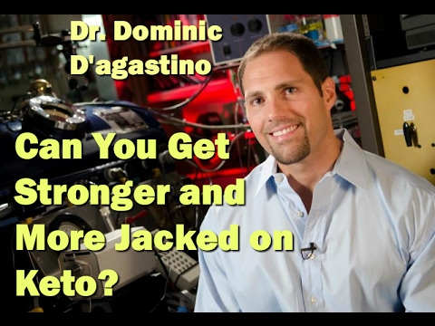 Can You Get Stronger On Keto? Dominic D'Agostino - YouTube