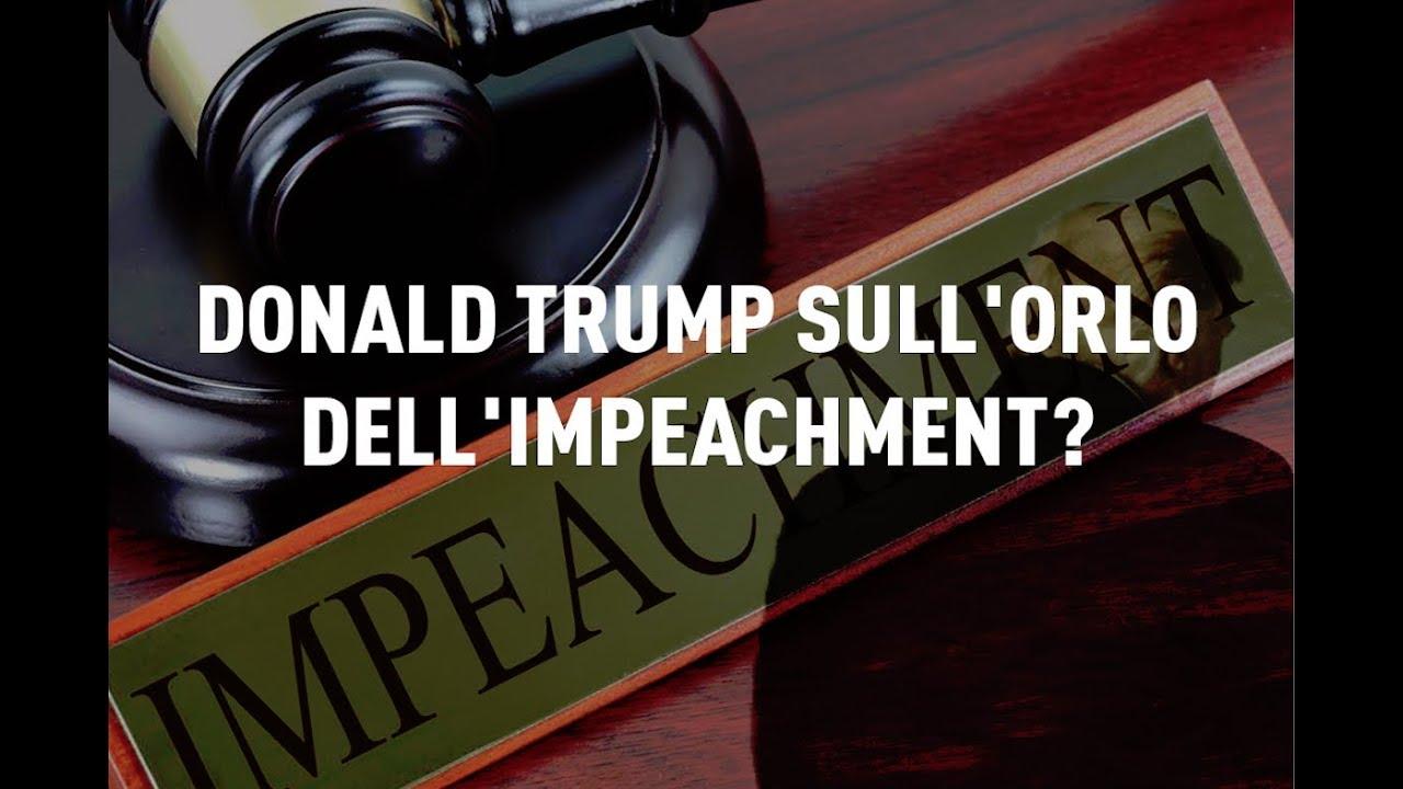 PTV News - 23.05.19 - Donald Trump sull'orlo dell'impeachment?