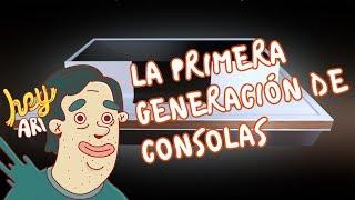 Flashback: La primera generación de consolas - Hey Arnoldo