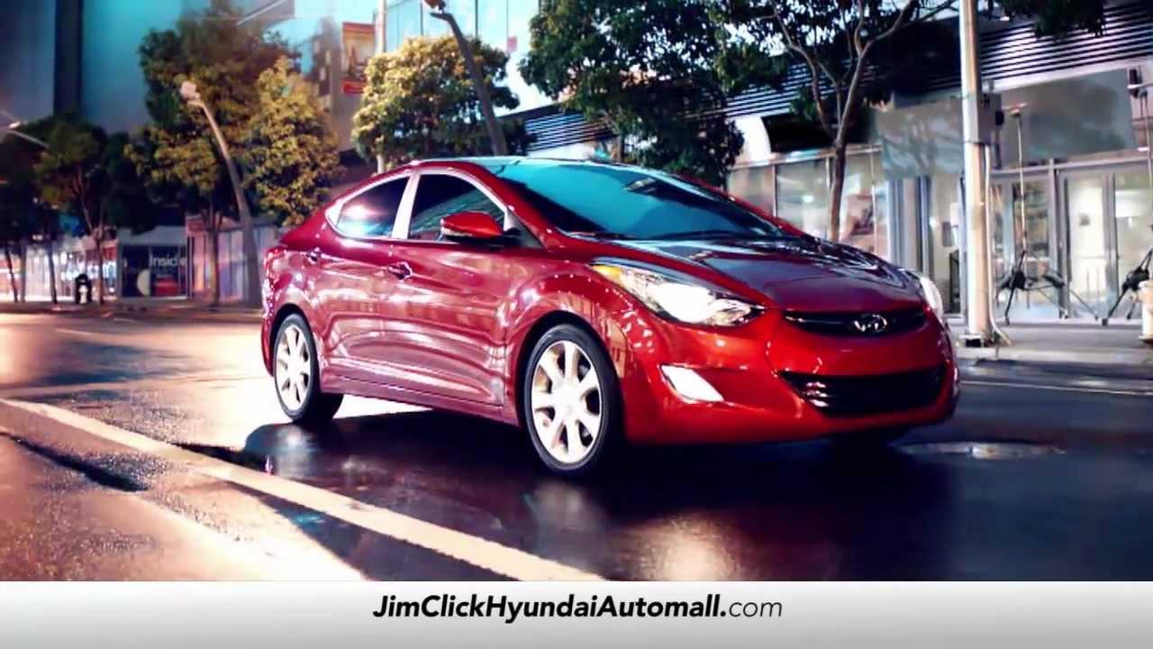 2013 Hyundai Elantra Sedan At Jim Click Hyundai In Tucson Auto Mall