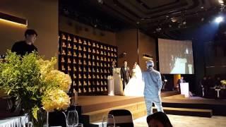 문명진 결혼식 축가