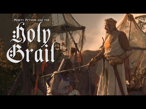 Monty Python and the Holy Grail Recut as a Crazy Intense Drama