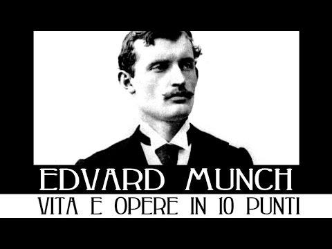 Edvard Munch: vita e opere in 10 punti
