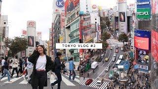 HALLOWEEN IN TOKYO IS CRAZY!! ⋆ TOKYO VLOG 2/2 - 2018