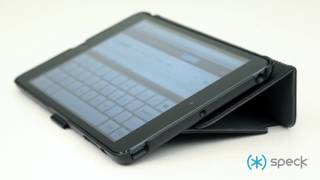 Speck StyleFolio iPad Air Kılıf ve Standı