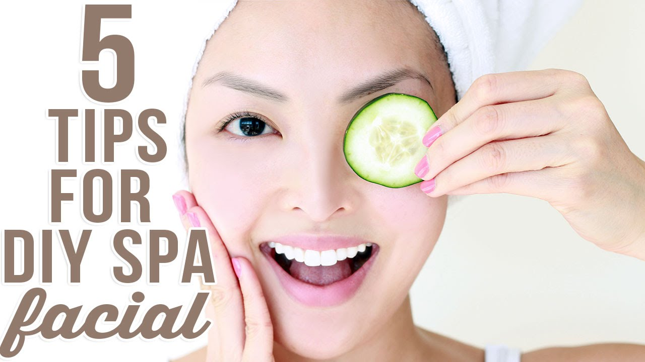 How to Give Yourself a Facial: 10 Steps (with Pictures ...