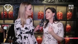Fashion Digest c Оксаной Соловьевой GRAZIA 10 Лет
