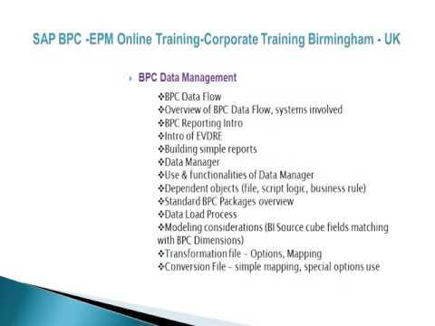 Bpc training in bangalore dating 9
