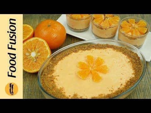 Orange Blossom Dessert Recipe By Food Fusion
