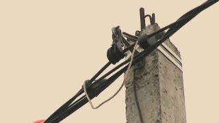 видео Строительство и прокладка кабельных линий электропередач (ЛЭП) для подстанций в траншеях и по воздуху, качественная реконструкция