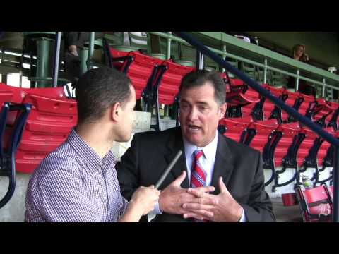 John Farrell one on one interview
