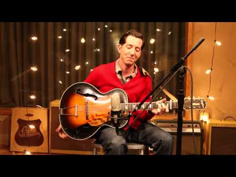An Interview and Performance by Pokey LaFarge in the Studios at SPACE
