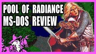 Pool of Radiance Review  -  St1ka's Retro Corner (Ms-Dos)