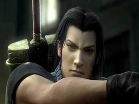 Final Fantasy VII Crisis Core cutscenes part 1 [ENGLISH SUBS]