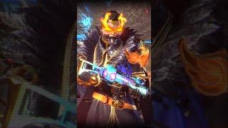 DEVIL INSIDE x PUBG 😈   Pubg lobby edit   Barood gaming