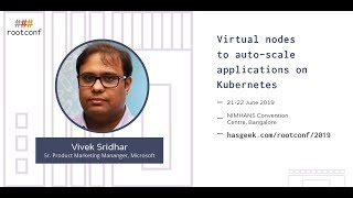 Virtual nodes to auto-scale applications on Kubernetes