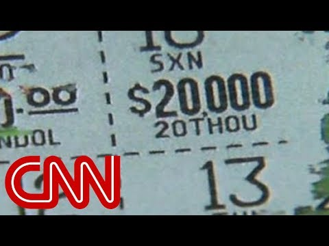 $20,000 scratch off ticket voided due to this error