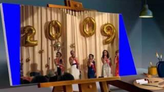 видео Запуск воздушных шаров на школьном празднике в Москве