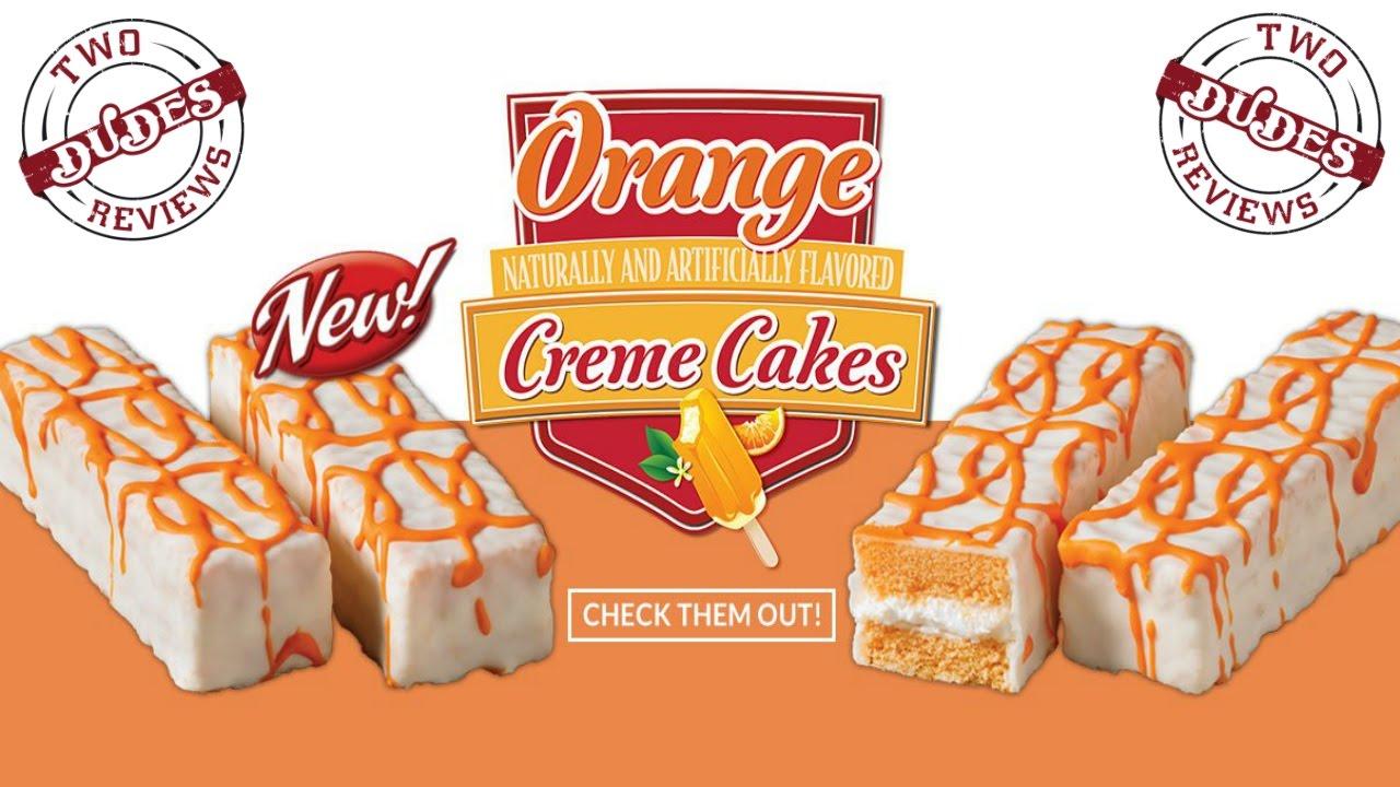 Little Deebie Orange Cream Cakes