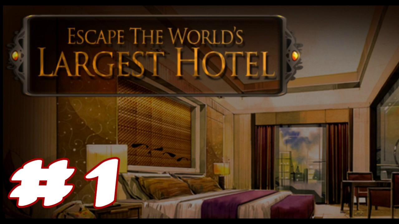 Escape World S Largest Hotel Level