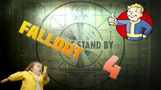 FALLOUT 4 - Скорый полный обзор E3 2015