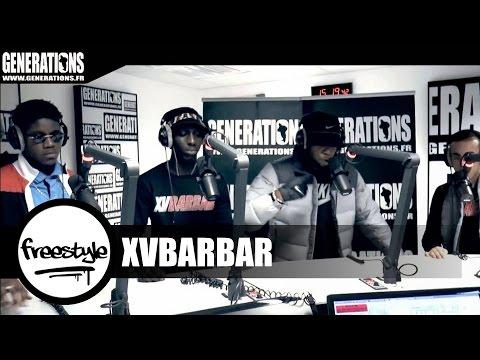 XVBarbar - Freestyle (Live des studios de Generations)