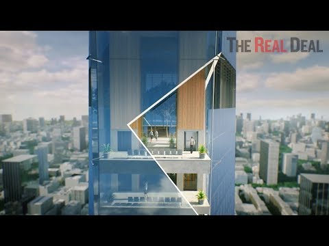 Going up: Elevator technology is revolutionizing vertical travel