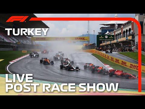 F1 LIVE: Turkish GP Post-Race Show