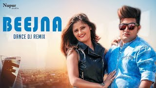 Raju Punjabi  Beejna DJ Remix  Anjali Raghav  New Haryanvi DJ Songs Haryanavi 2019