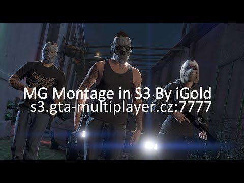 MG Montage in S3 By iGold