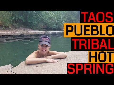 Taos Pueblo Tribal Hot Spring