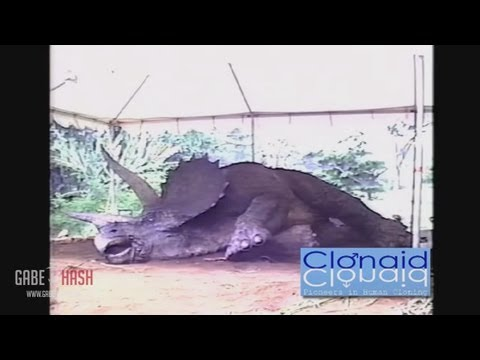 FIRST CLONED DINOSAUR DIES? SEPTEMBER 23, 2013 (EXPLAINED)