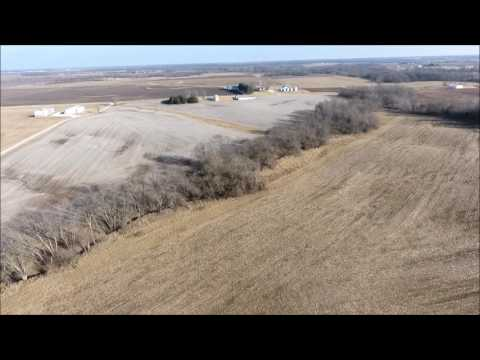 Cowdery Trust Aerial Tour - Hancock County, IL