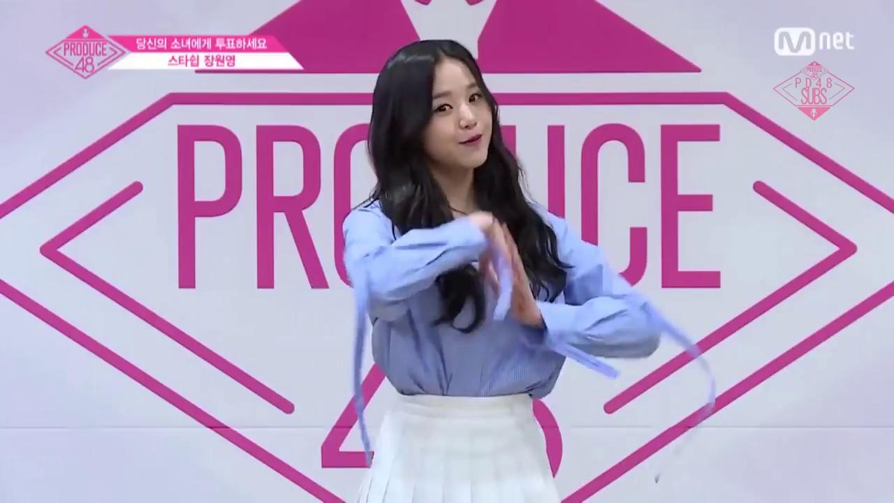[ENG SUB] PD48 Individual PR - Starship   Jang Wonyoung (장원영)