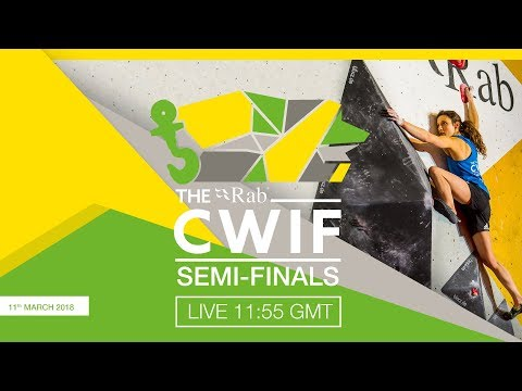 The Rab CWIF Semi-Finals Livestream